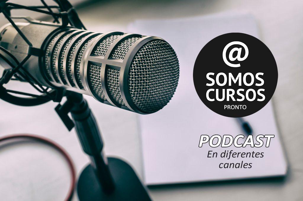 podcast - somos cursos