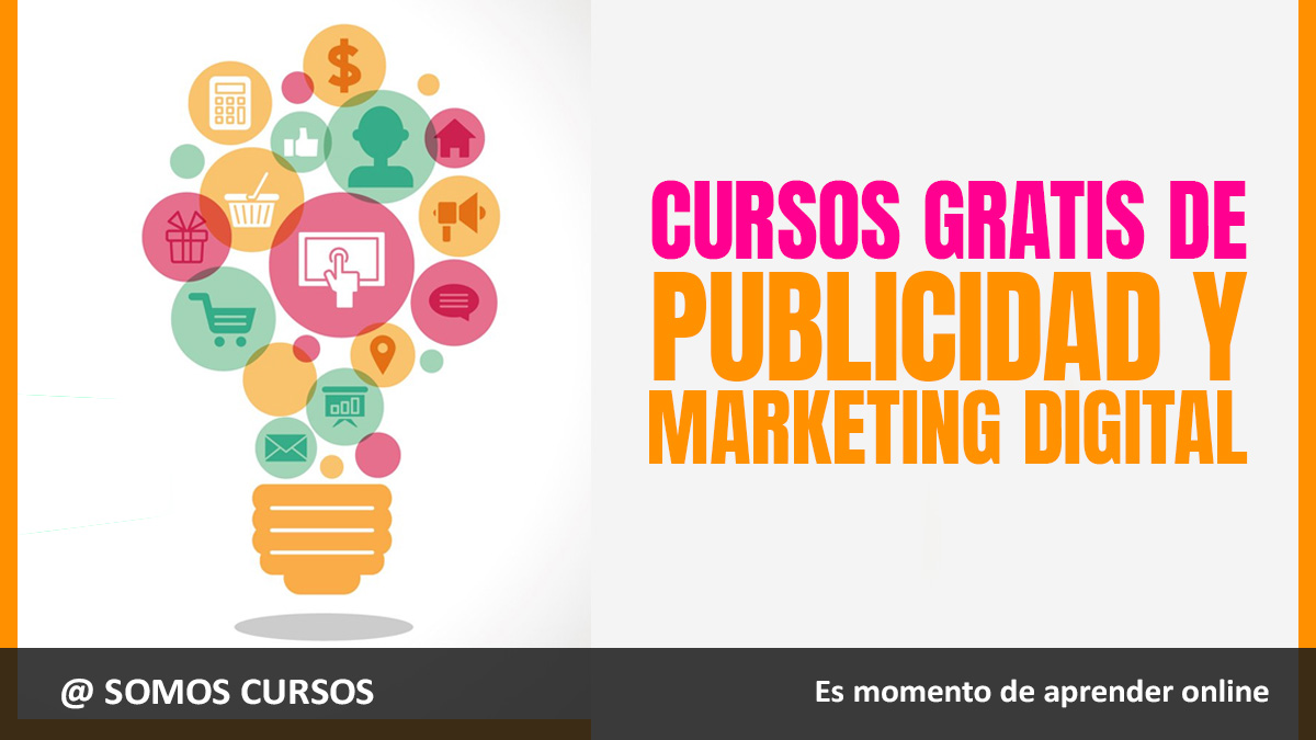 cursos gratismarketing y publicidad